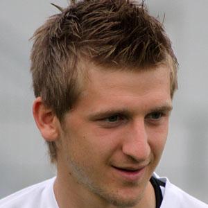 Soccer Player Marko Marin - age: 31