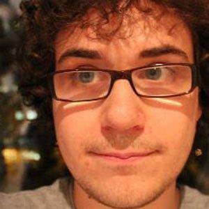 web video star Daniel Hardcastle - age: 32