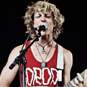 Guitarist Zack Hansen - age: 28