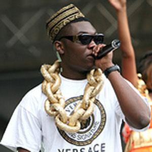 Rapper Afrikan Boy - age: 31