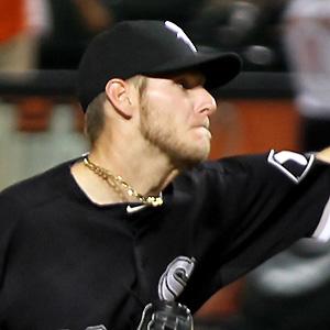 baseball player Chris Sale - age: 32