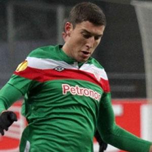 Soccer Player Oscar Demarcos - age: 31