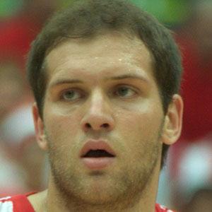 Basketball Player Bojan Bogdanovic - age: 31