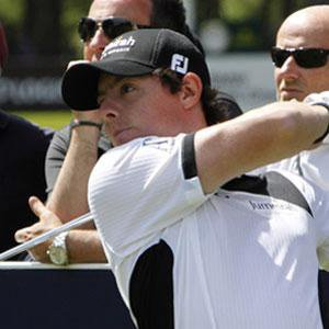 Golfer Rory McIlroy - age: 32