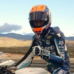 Motorcycle Racer Esteve Rabat - age: 31