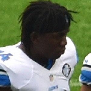 Football player Ezekiel Ansah - age: 31