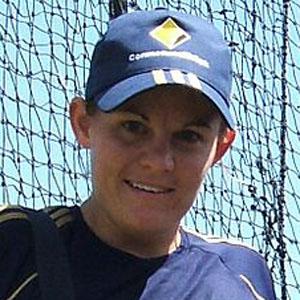 Cricket Player Erin Osborne - age: 31