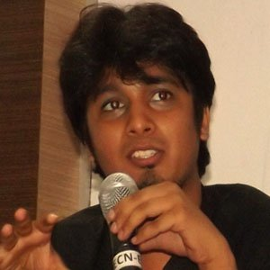 Poet Yaseen Anwer - age: 27