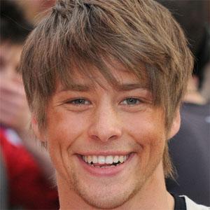 TV Actor Mitch Hewer - age: 31