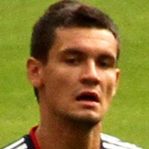 Soccer Player Dejan Lovren - age: 31