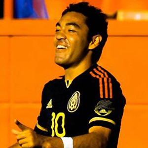 Soccer Player Marco Fabian - age: 32