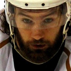 Hockey player Luke Gazdic - age: 31