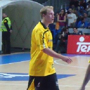 Basketball Player Luke Sikma - age: 31