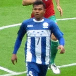 Soccer Player Mario Martinez - age: 31