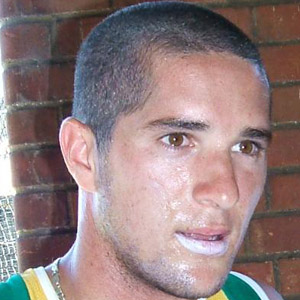 Cricket Player Wayne Parnell - age: 31