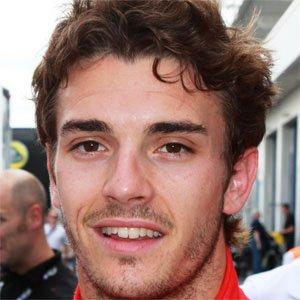 Race Car Driver Jules Bianchi - age: 31