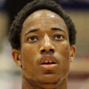 Basketball Player DeMar DeRozan - age: 31