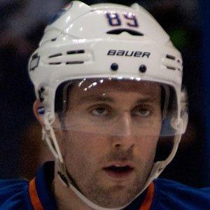 Hockey player Sam Gagner - age: 31