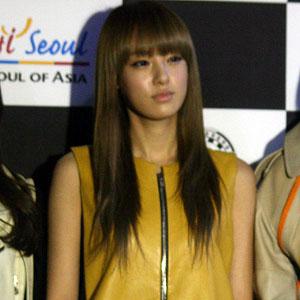 Pop Singer Rebekah Kim - age: 31