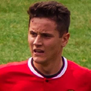 Soccer Player Ander Herrera - age: 31