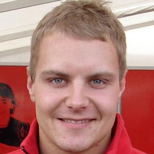 Race Car Driver Valtteri Bottas - age: 27