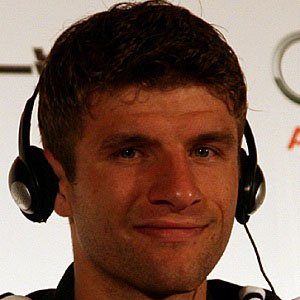 Soccer Player Thomas Muller - age: 31
