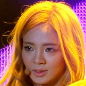 Pop Singer Kim Hyo-Yeon - age: 31