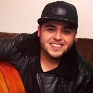 World Music Singer Gerardo Ortiz - age: 31