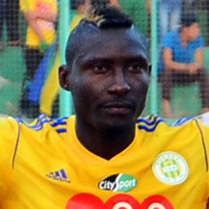 Soccer Player Albert Ebosse - age: 24