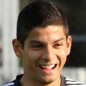 Soccer Player Cristian Gamboa - age: 27