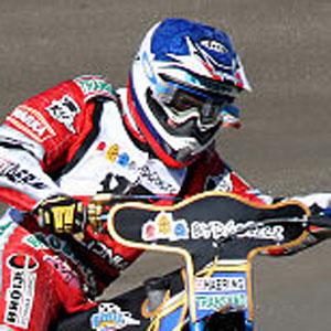 Race Car Driver Emil Sayfutdinov - age: 27
