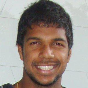 Cricket Player Varun Aaron - age: 27