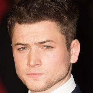 TV Actor Taron Egerton - age: 28