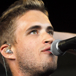 Pop Singer Brian Dales - age: 27