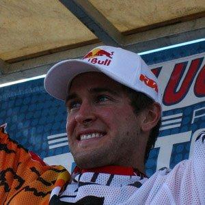 Motorcycle Racer Ryan Dungey - age: 31