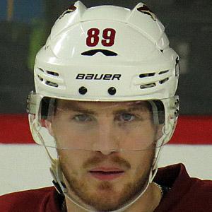 Hockey player Mikkel Bodker - age: 27