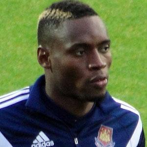 Soccer Player Diafra Sakho - age: 31