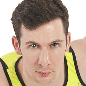 Runner Michael McKillop - age: 30