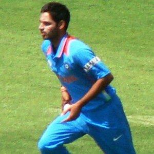 Cricket Player Bhuvneshwar Kumar - age: 30