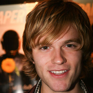 TV Actor Jake Weary - age: 31