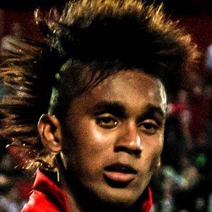 Soccer Player Fidel Martinez - age: 30