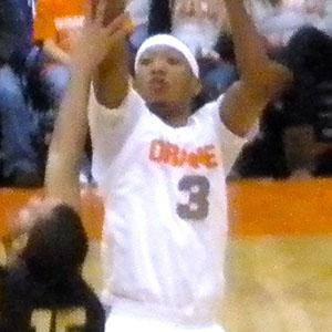 Basketball Player Mookie Jones - age: 27
