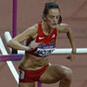 Hurdler Georganne Moline - age: 30