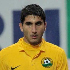 Soccer Player Aras Ozbiliz - age: 30