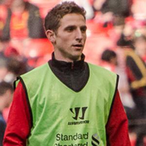 Soccer Player Joe Allen - age: 30