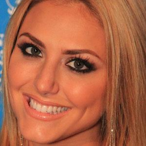 TV Actress Cassie Scerbo - age: 31