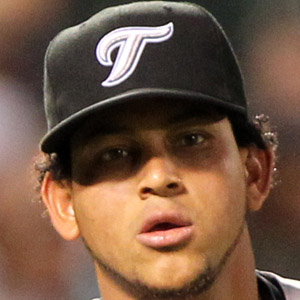 baseball player Henderson Alvarez - age: 30