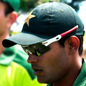 Cricket Player Umar Akmal - age: 27