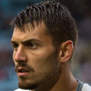 Soccer Player Yuri Lodigin - age: 30