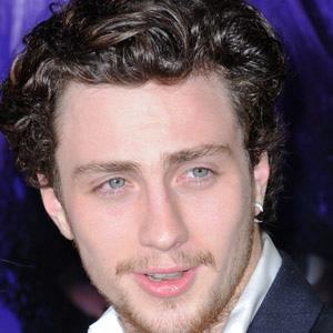 Movie Actor Aaron Taylor-Johnson - age: 31